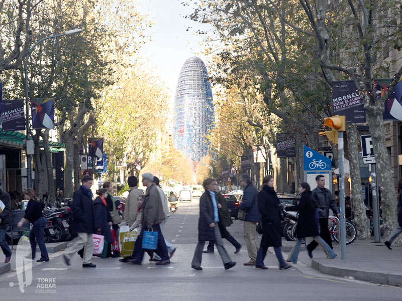 foto7 - The Agbar Tower in Barcelona