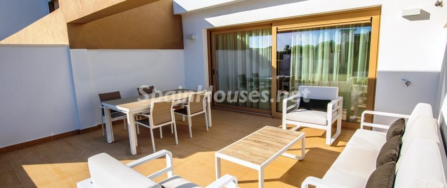 foto 144256 - Last townhouses for sale in La Cala Golf, Mijas (Malaga). Now key ready