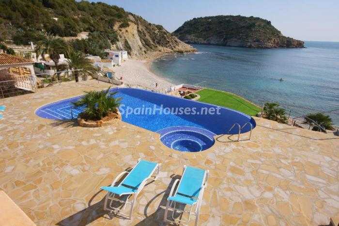 holiday rental villa in Jávea, Alicante