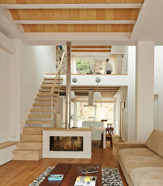 house cas bouer1 - House Ca's Bouer by Jordi Queralt and La Boqueria