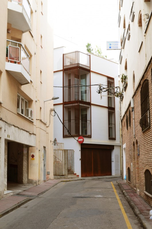 house cas bouer2 - House Ca's Bouer by Jordi Queralt and La Boqueria