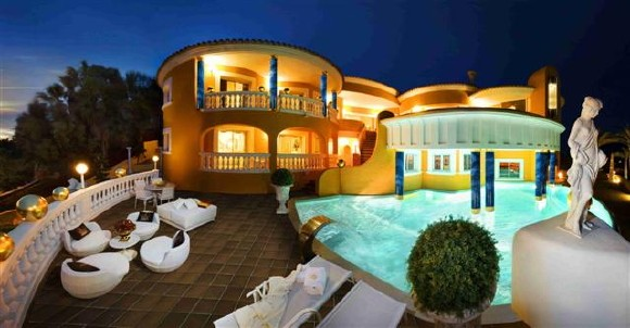 house in Mallorca2 - Super Luxury Villa in Mallorca, Balearic Islands