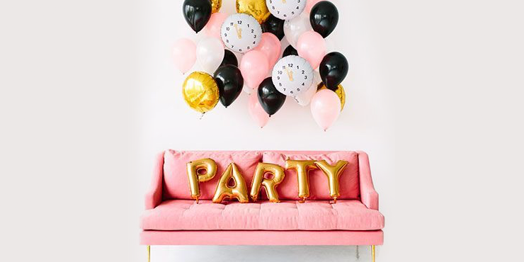 ideas 2019 fiesta pinterest - Decorative ideas for the New Year's party