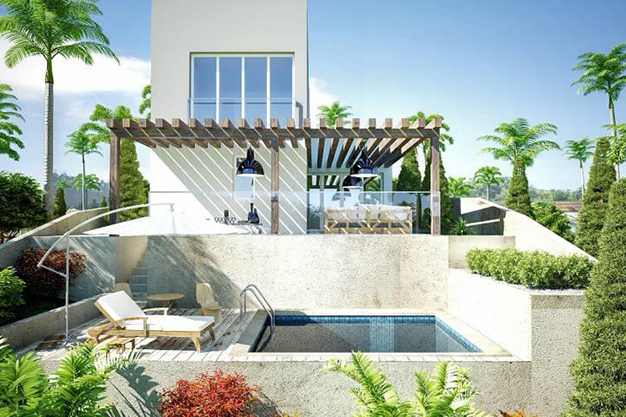 imagen FACHADA - Exclusive villa in Palma de Mallorca: modernity and luxury to savour the Mediterranean