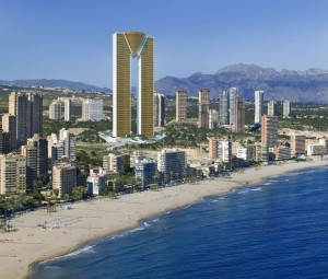 intempo4 300x255 - Benidorm's prized high-rise tower becomes a symbol of incompetence