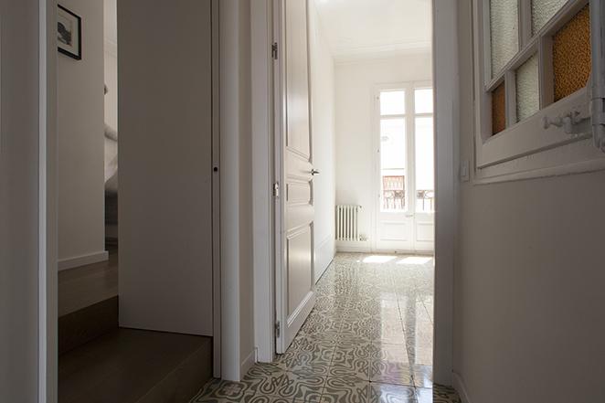 jes16 - Casa Jes: Apartment in Gràcia, Barcelona, by Nook Architects