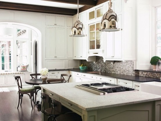 kitchen island ideas 022 554x415 - Beautiful Ideas for your Island Kitchen in Spain