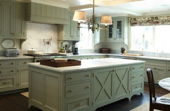 kitchen island ideas 25 554x364 - Beautiful Ideas for your Island Kitchen in Spain
