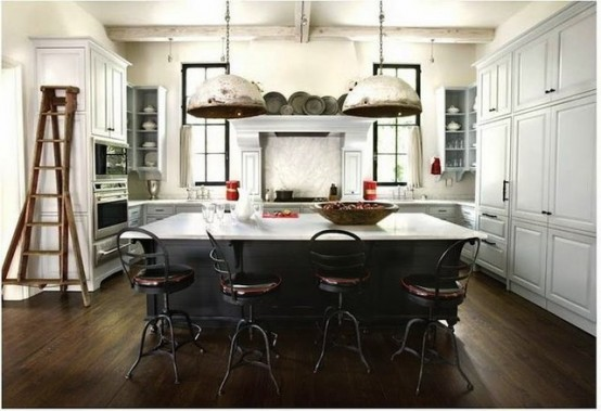 kitchen island ideas 3 554x379 - Beautiful Ideas for your Island Kitchen in Spain