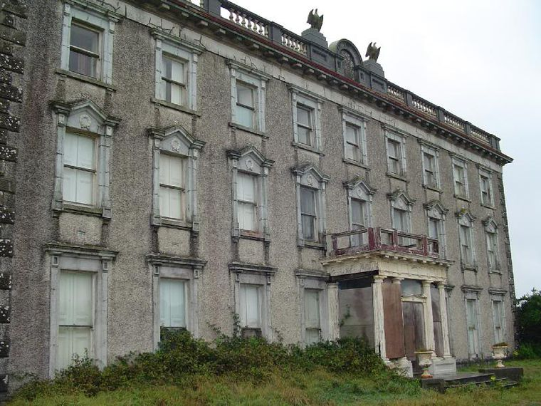 loftus hall - Most frightening houses in the world