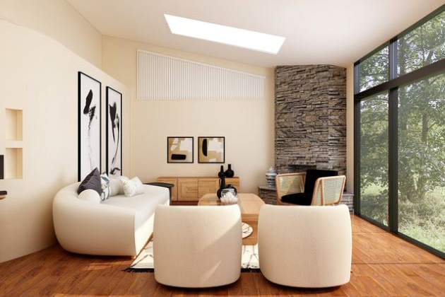 luz - Tricks to make a room look bigger