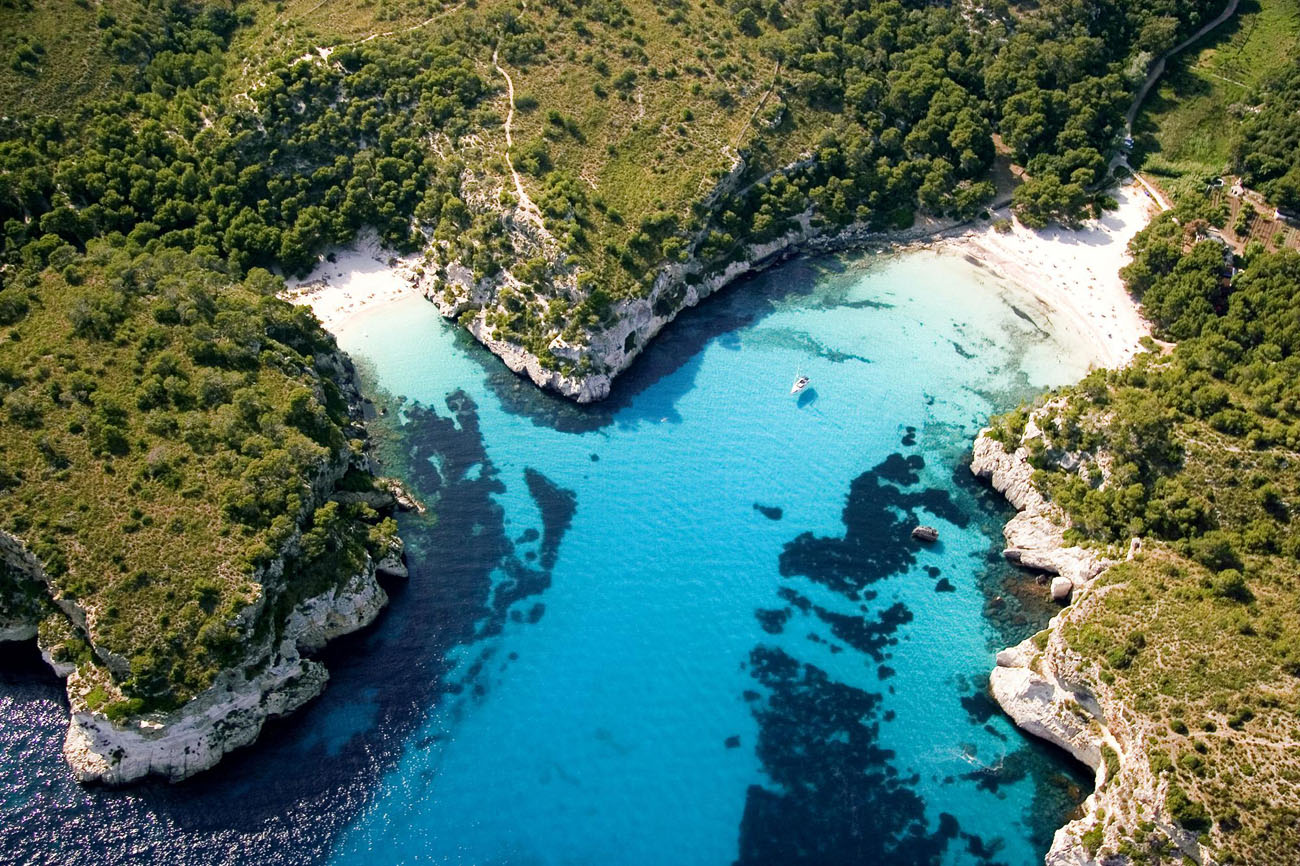 macarella y macarelleta menorca f2f5c448 - The best beaches in Spain to visit during the summer