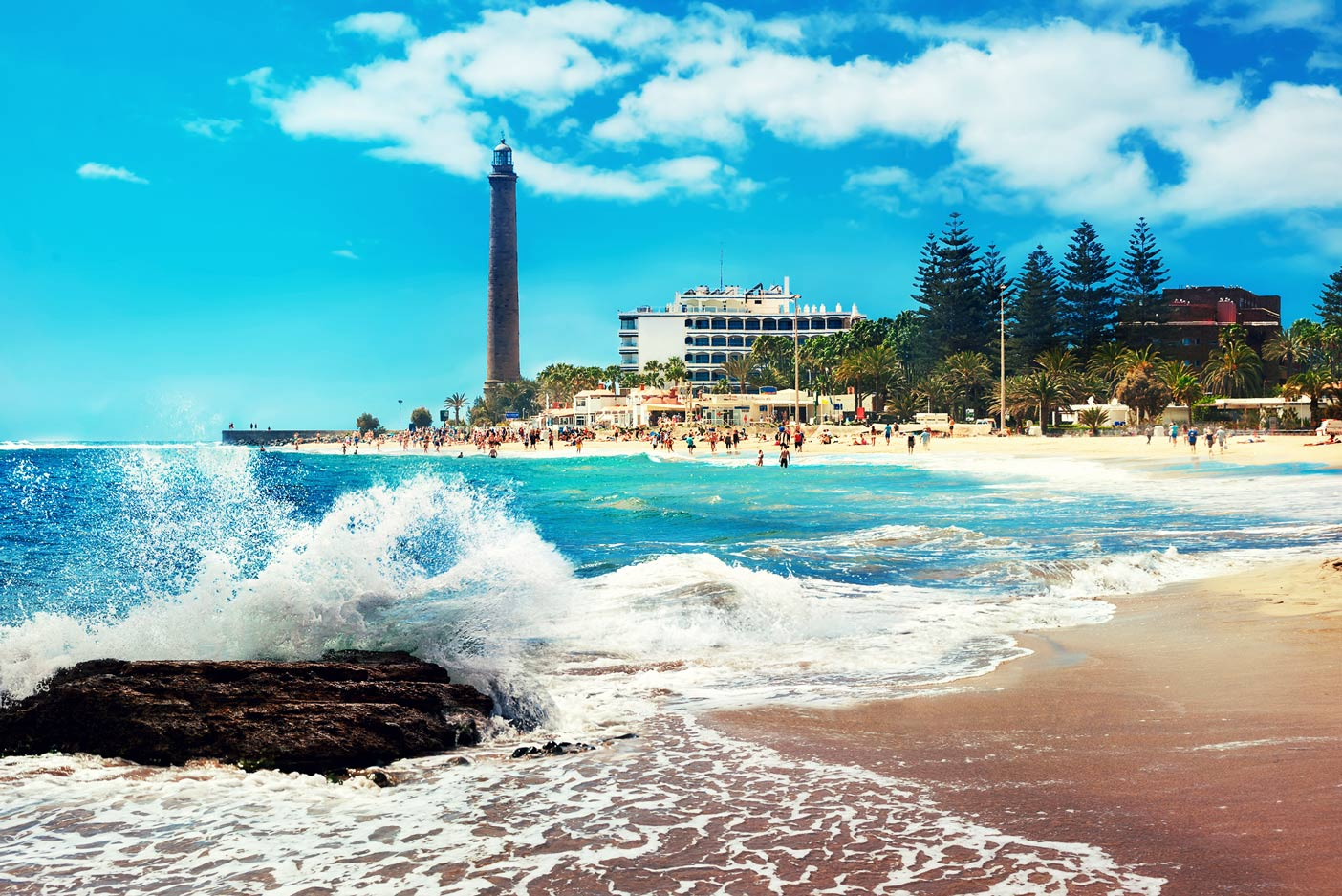 mejores playas espana Maspalomas - The best beaches in Spain to visit during the summer