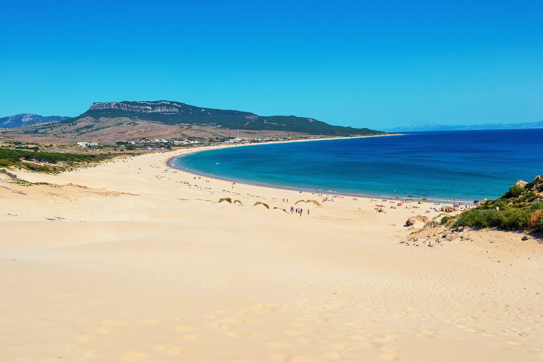mejores playas espana playa bolonia - The best beaches in Spain to visit during the summer
