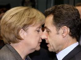 "merkel and sarkocy - Angela Merkel: ""We'll do Everything Necessary to Ensure Banks have Adequate Capital"""