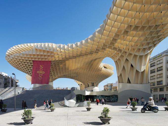 metropol parasol Seville3