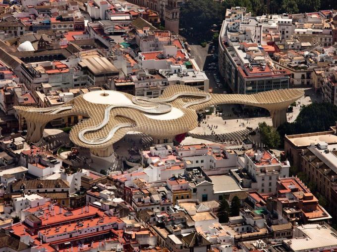 metropol parasol Seville4