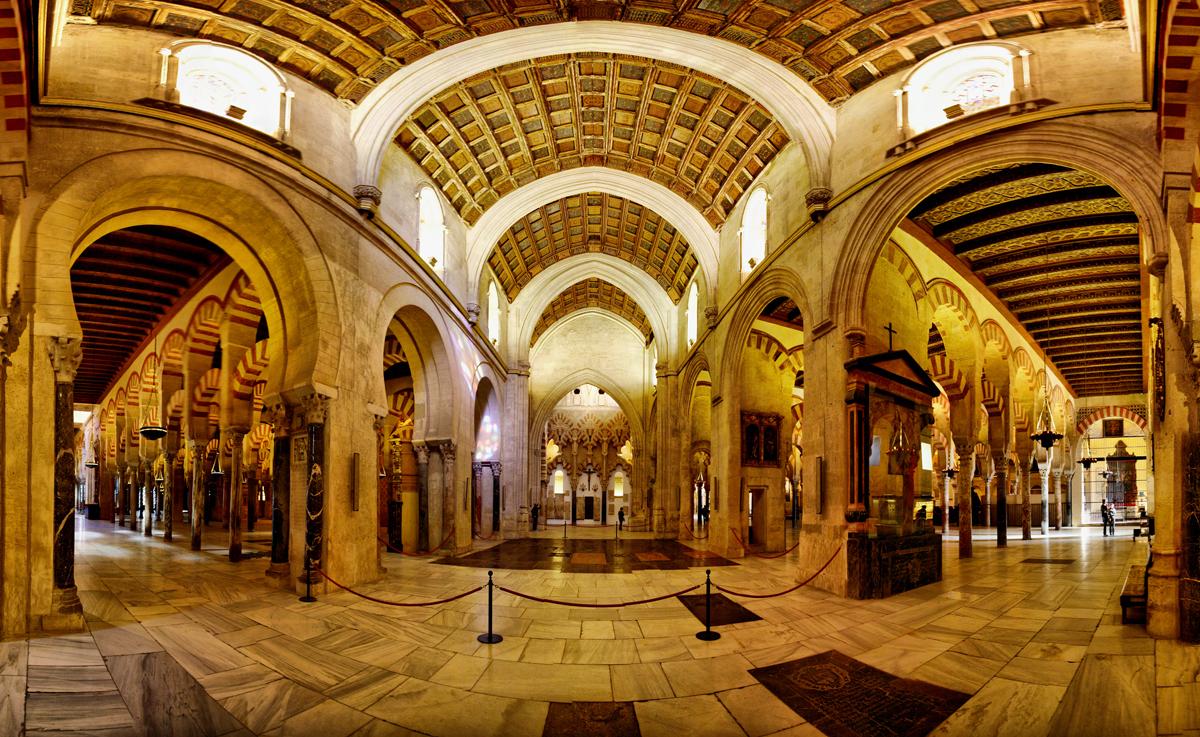mezquita de cordoba - Architecture in Spain: The Cathedral-Mosque of Cordoba
