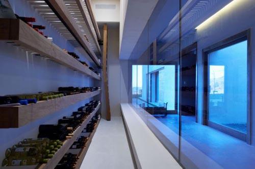 mountain house interior design9 - Modern Mountain House in Ávila, Spain