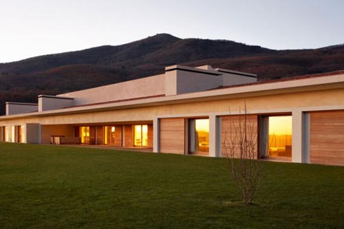 mountain house view3 - Modern Mountain House in Ávila, Spain