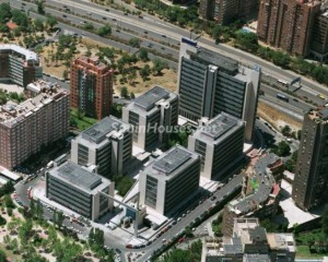 offices in Madrid 300x240 - Madrid's commercial market offers a prospect of strong rental growth