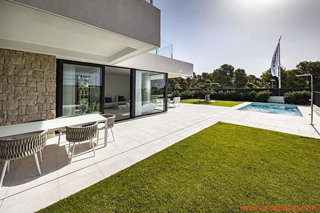 parcela casa con piscina Alicante - Discover this spectacular house with a pool in Alicante