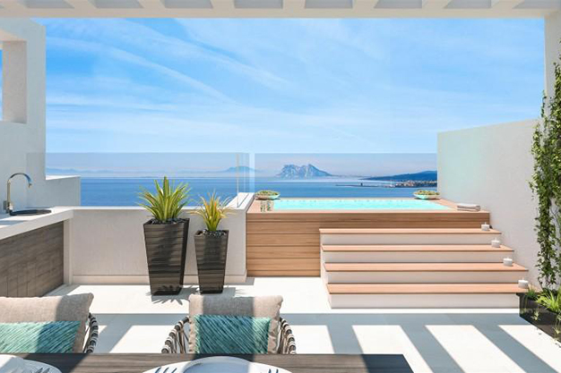 piscina 1 2 - Exclusive home with private pool on the Costa del Sol