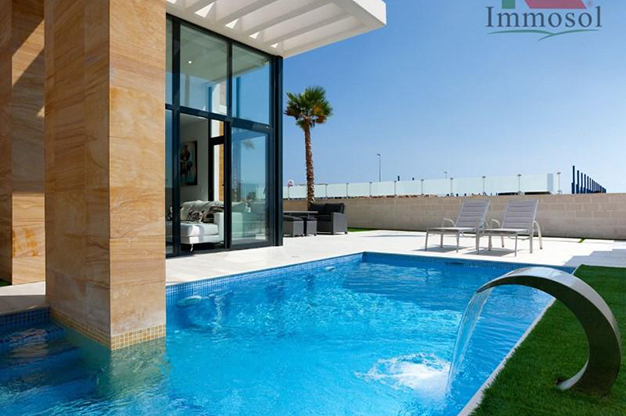 piscina 4 - Luxury house in Alicante: comfort and an excellent location