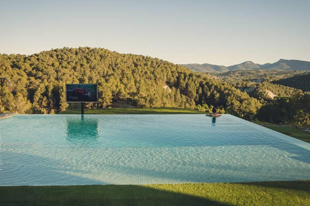 piscina alicante 1 - This countryside house in Alicante will fill you with energy every day