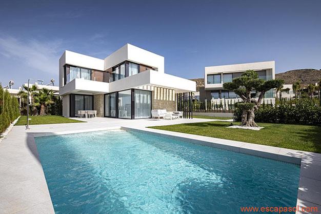 piscina casa con piscina Alicante - Discover this spectacular house with a pool in Alicante