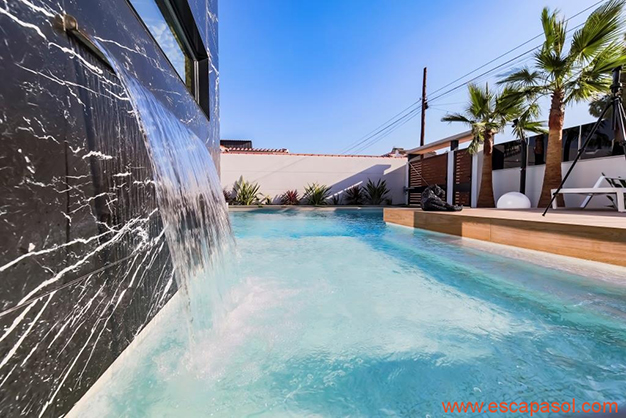 piscina casa torrevieja - House with private pool in Costa Blanca: the best way to enjoy a warm climate