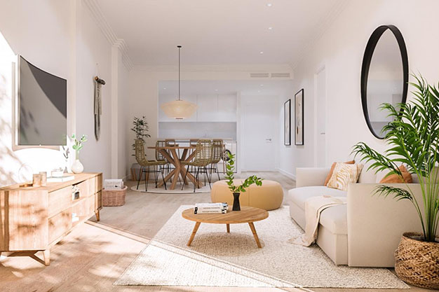 piso 1 1 - Ten Flats for Sale in Marbella Under €200,000: Luxury to Enjoy Nice Weather All Year Round