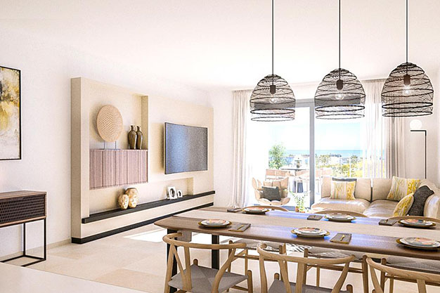 piso 10 1 - Ten Flats for Sale in Marbella Under €200,000: Luxury to Enjoy Nice Weather All Year Round