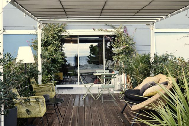 plantas terraza 1 - Roof terrace decorating ideas to make the most of the space