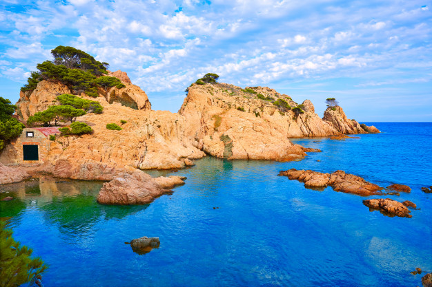 playa aigua xelida cala tamariu parafrugell 79295 7992 1 - Charming villages of the Costa Brava