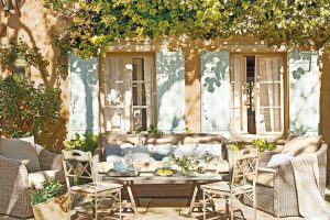 La Ferme du Bon Dieu: A farm converted into a house which holds a love story