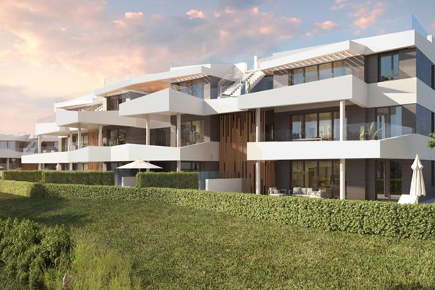 principal malaga - This luxury flat in Malaga will captivate you for its modern and attractive design