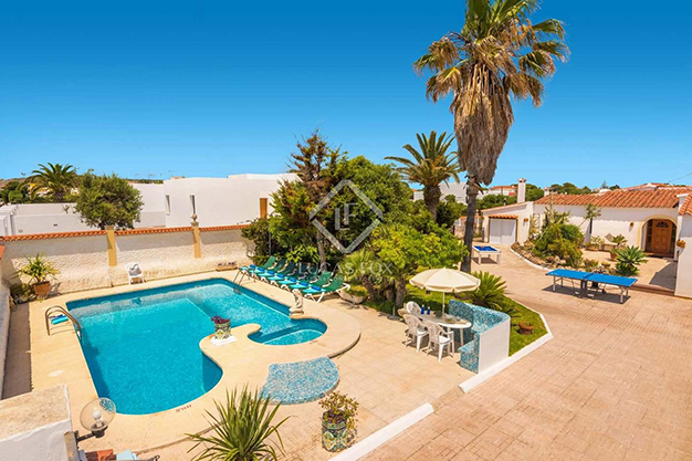 principal menorca - Living in paradise is possible with this luxury home in Menorca