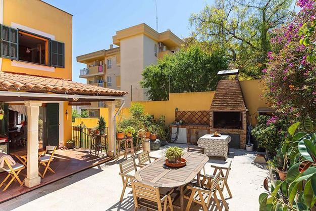 principal palma de mallorca - Nothing better than this villa in Palma de Mallorca to enjoy the sun and beautiful beaches