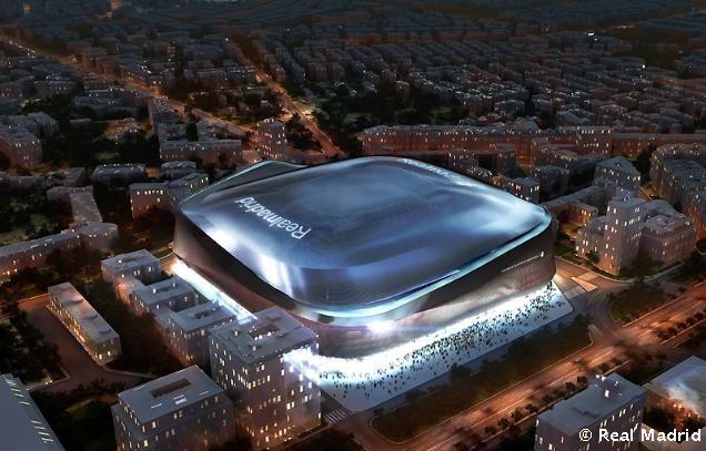 rm - Madrid Rejects Current Renovation Plans for Real Madrid's Santiago Bernabéu Stadium