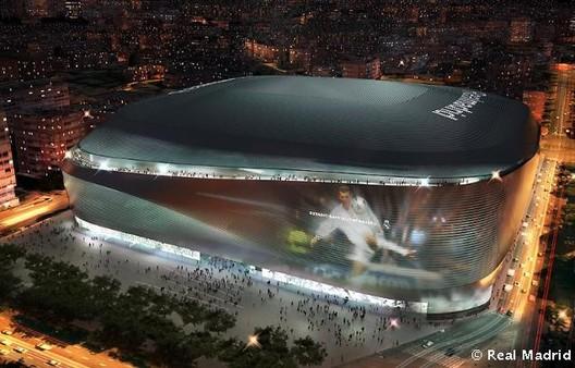 rm01 - Madrid Rejects Current Renovation Plans for Real Madrid's Santiago Bernabéu Stadium