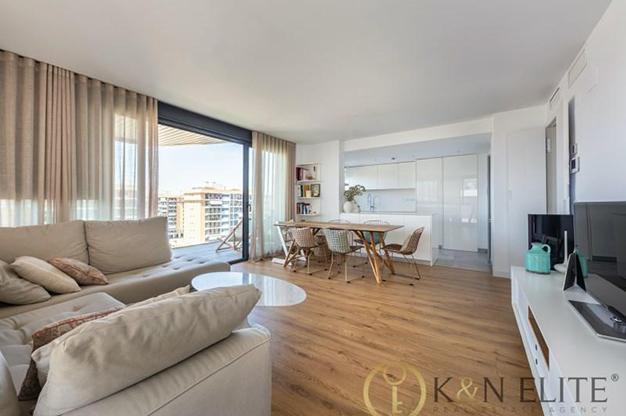 salon alicante - Spectacular apartment next to the beach in Alicante