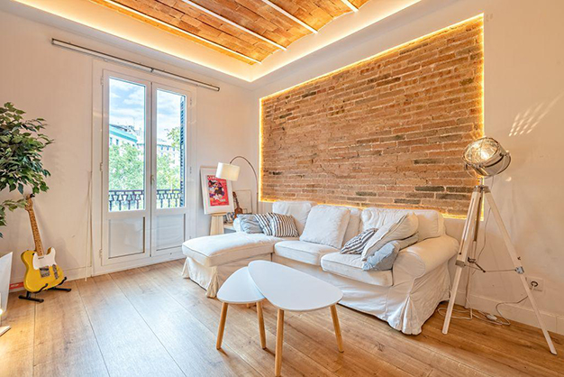 salon barcelona - Apartment in the historic centre of Barcelona: design and luxury to enjoy the Ciutat Vella