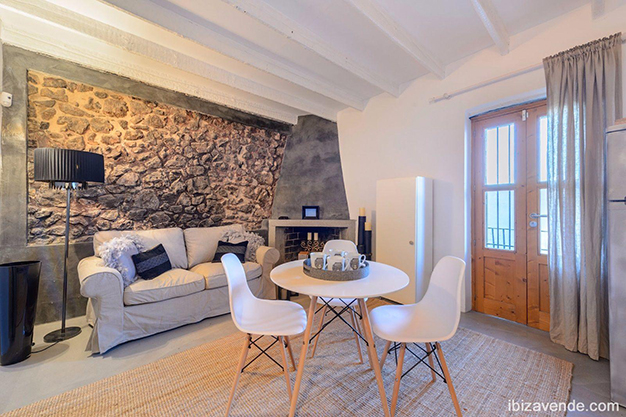 salon ibiza - Apartment facing the harbour in Ibiza: absolute maritime charm