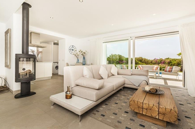 salon - Exclusive new build home in Majorca