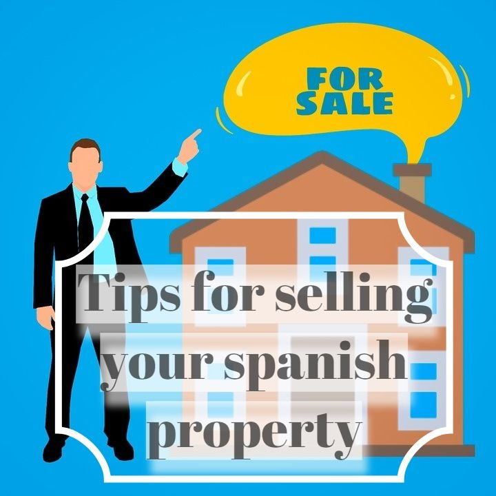 sell - Tips for selling your Spanish property