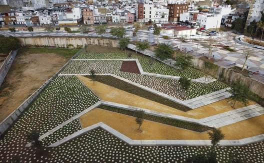 seville park1 - Parque de la Música in Seville