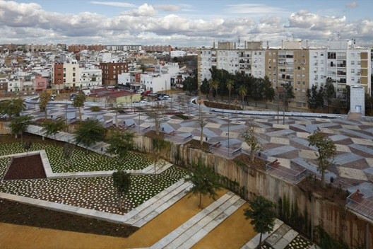 seville park5 - Parque de la Música in Seville