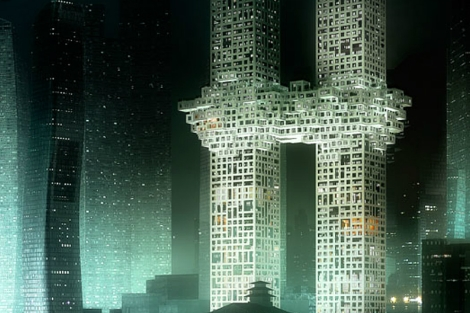 soul - The cloud of Knowledge MVDRV project: 9/11 Arquitecture