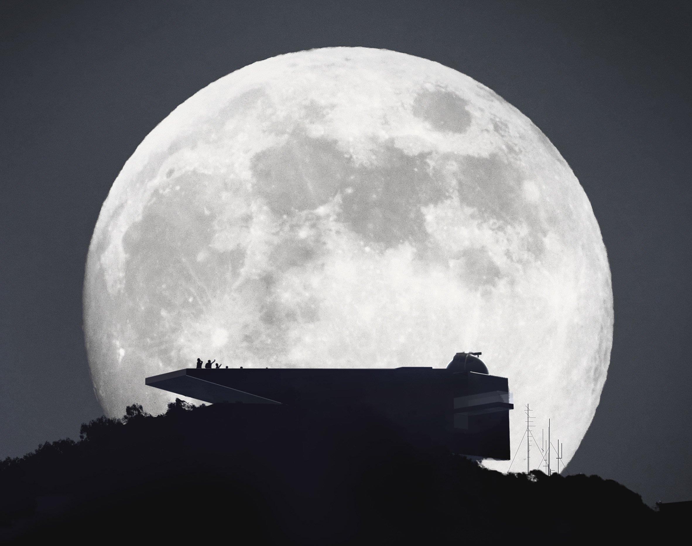 star observatory kyriakos tsolakis architecture news dezeen 2364 col 3 - An observatory inspire in Star Wars films